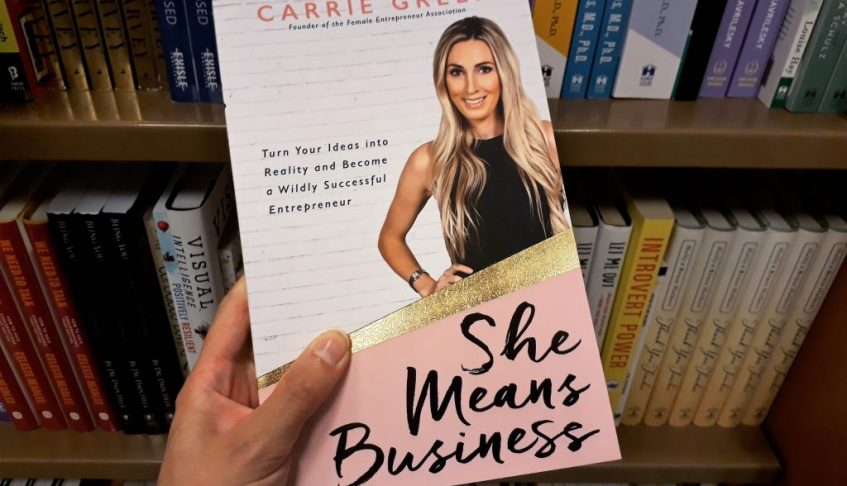 She Means Business Book Review