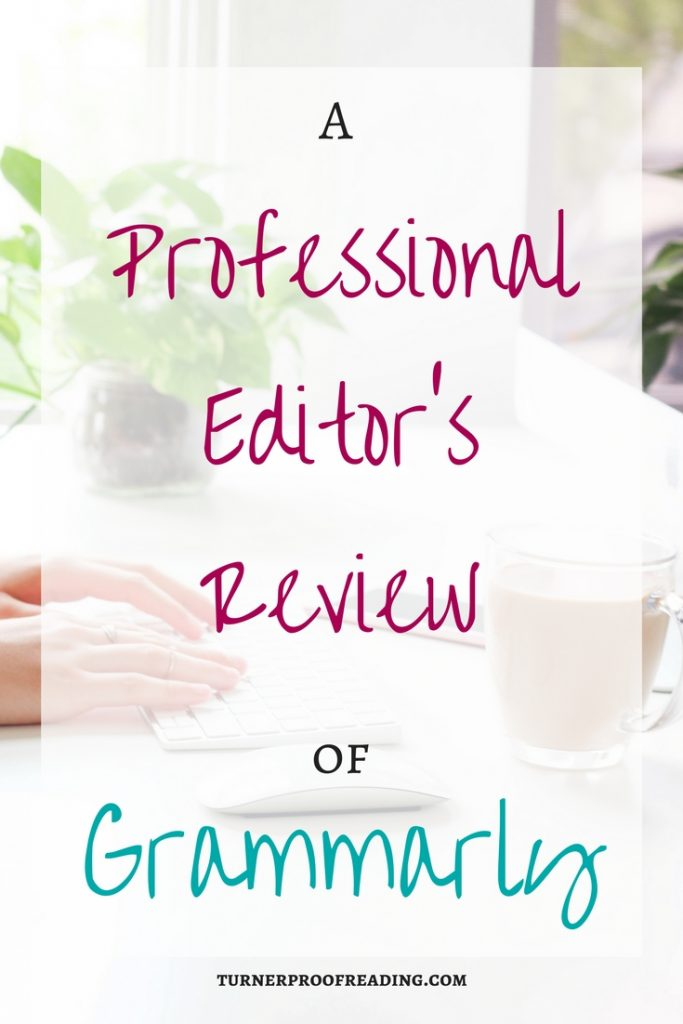 Have you ever wondered what professional editors really think of Grammarly? Read an honest review from a professional copy editor and proofreader.