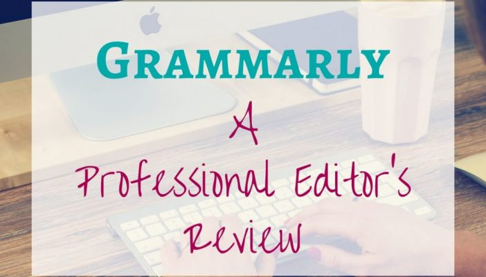 Have you ever wondered what editors think of Grammarly? Here is my honest review of Grammarly as a professional copy editor and proofreader.
