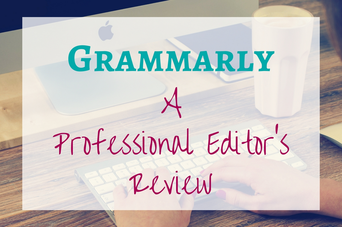 Grammarly proofreading service