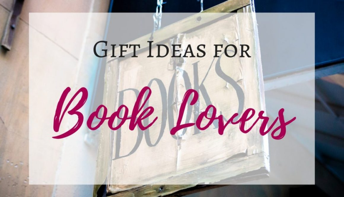 Too afraid to choose a book for your favorite bookworm? No need to worry! Check out this list of nonbook gift ideas for book lovers!