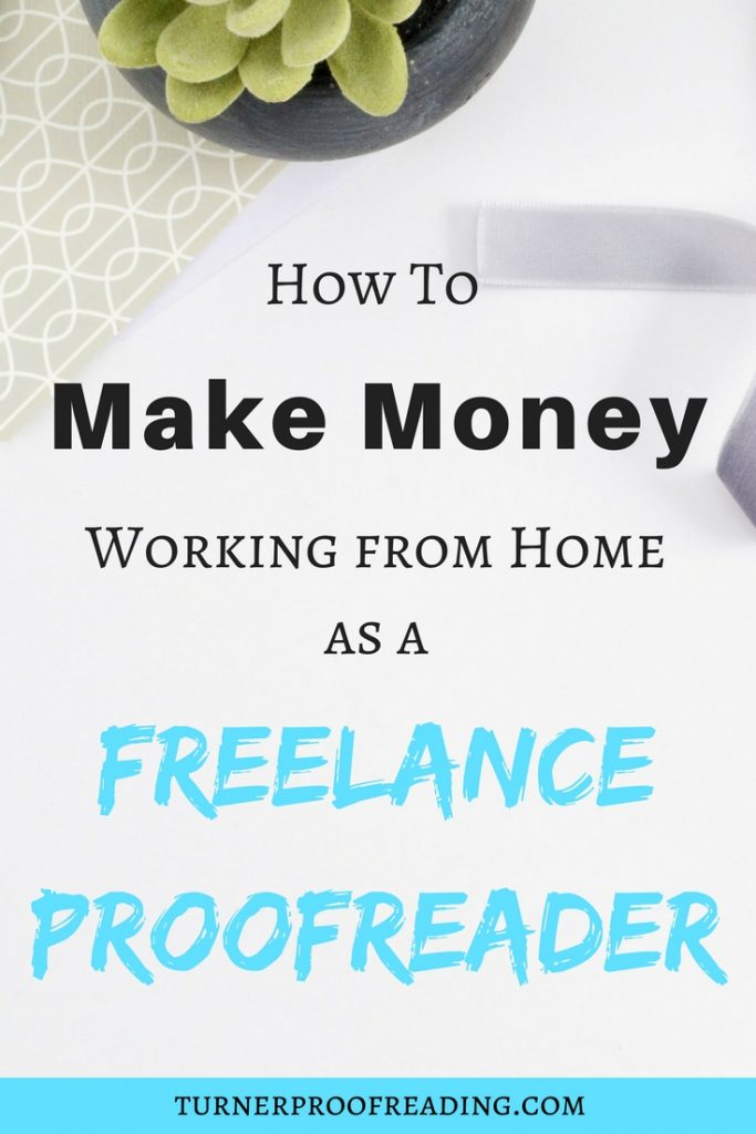 Want to read books for a living? Find out how you can become a proofreader and make money working from home! No English degree required!