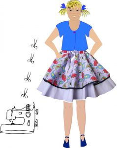 Puksari sewing pattern - Etsy