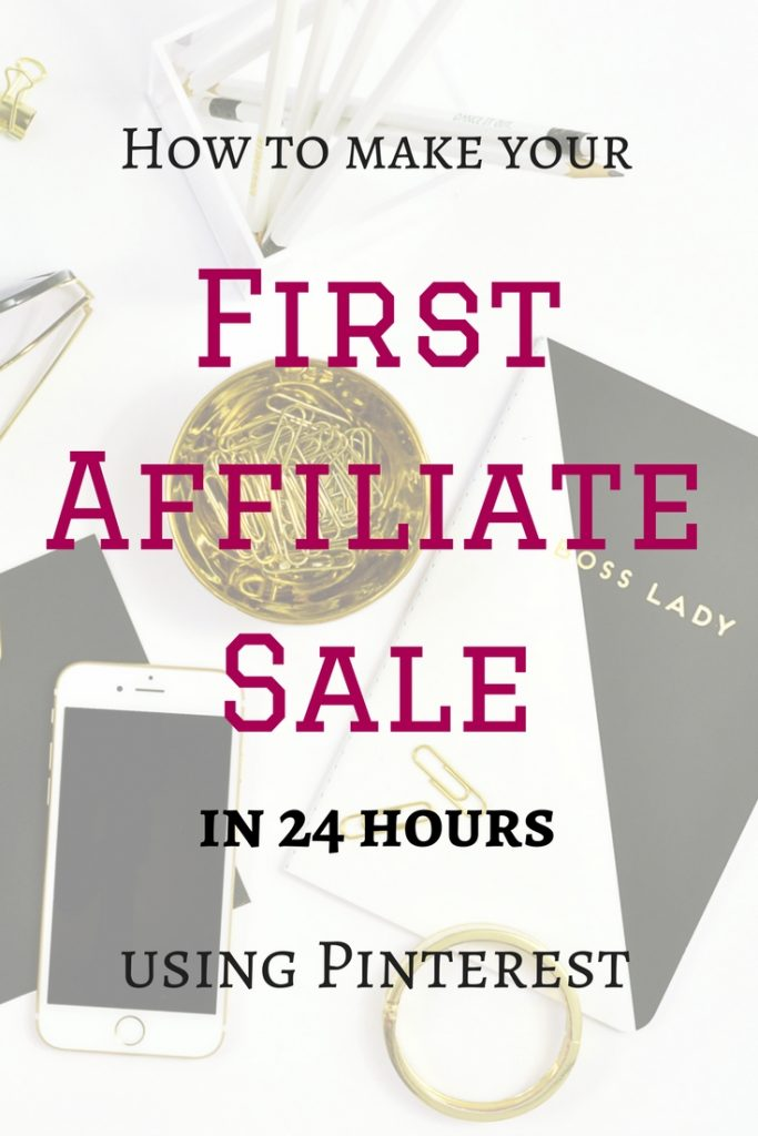 Want to make money pinning from Pinterest? It's possible! Check out this ebook which will teach you how to make money with affiliate marketing on Pinterest!