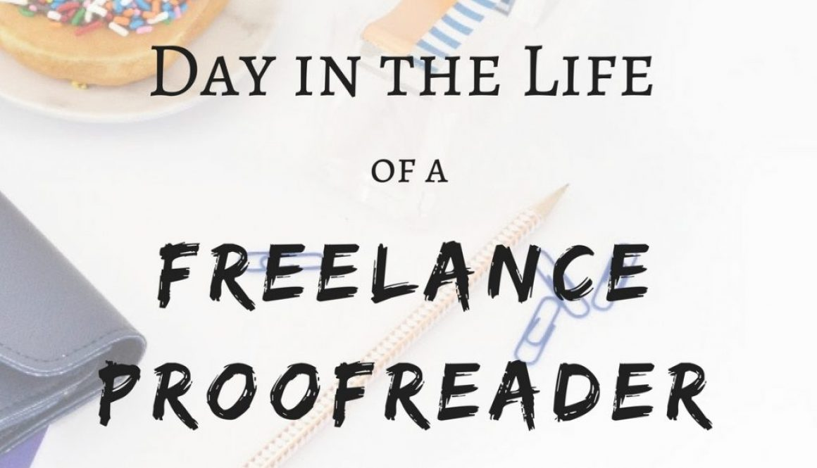 Curious about what a freelance proofreader does all day? Do they just sit around in their pajamas all day reading books? Here's a typical day in the life of a freelance proofreader.