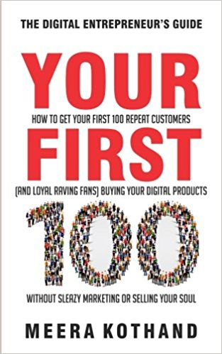 Your First 100 by Meera Kothand