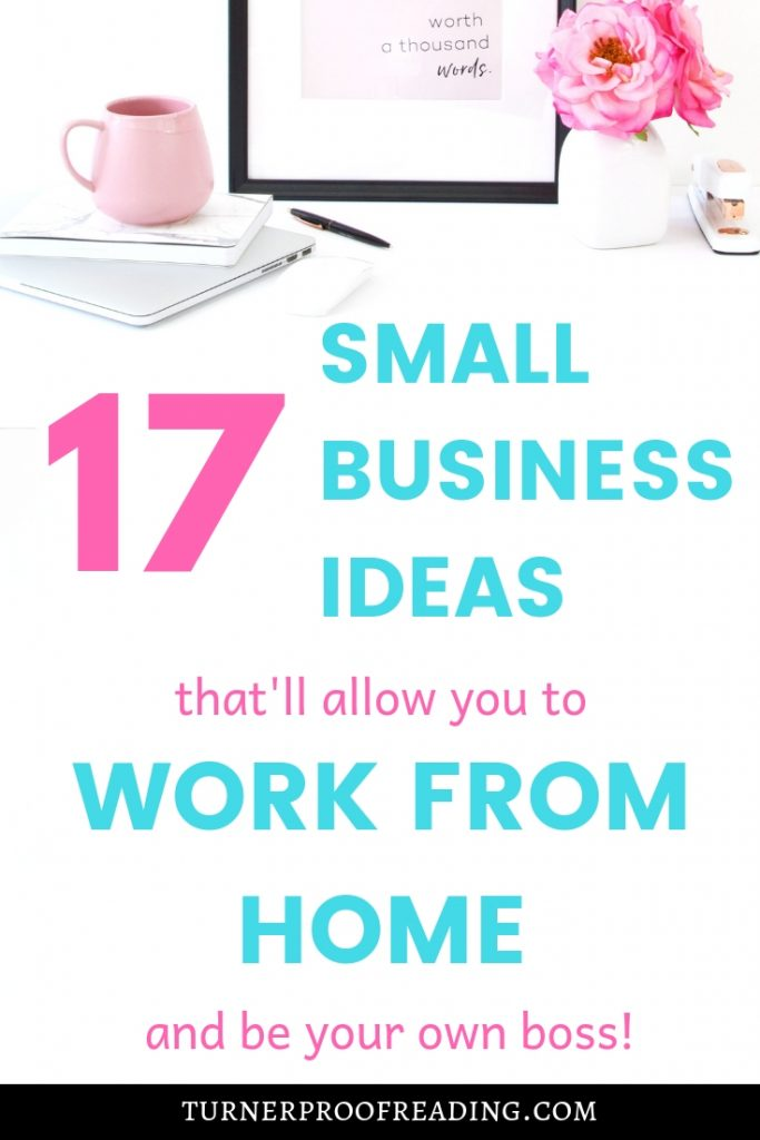 17 small business ideas that ll allow you to work from home turner