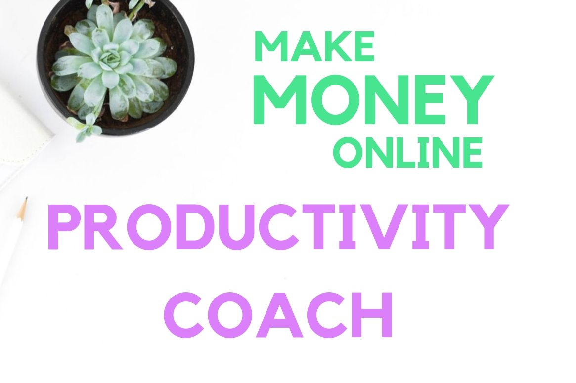 Tara makes money online as a productivity coach who helps female entrepreneurs crush their goals. Here's how she got started!