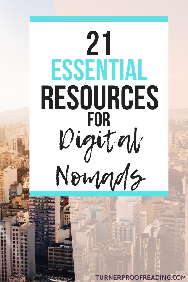 21 Essential Resources for Digital Nomads and Location Independent Freelancers