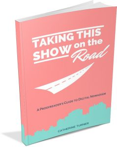Taking This Show on the Road by Catherine Turner